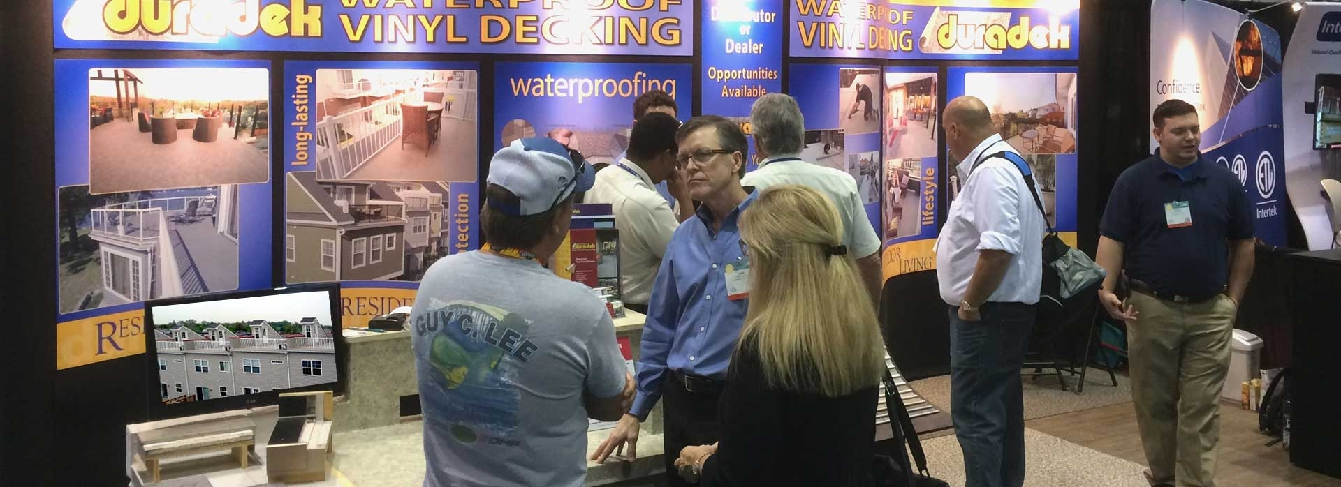 Duradek At Home Shows, Trade Shows And Events | Duradek