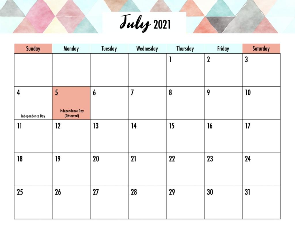 Editable 2021 Calendar Printable - Gogo Mama In 2020