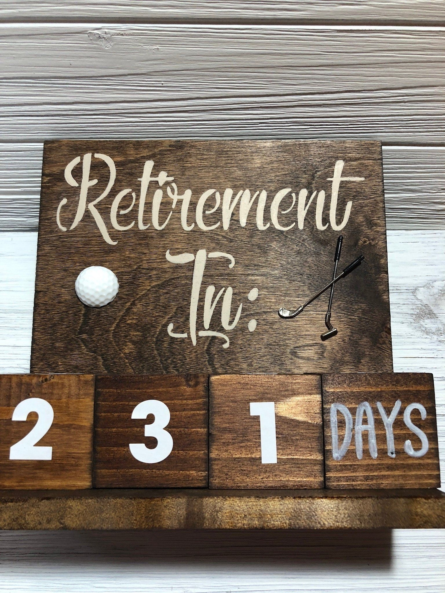 Effective Funny Count Down To Retirement Calendar In 2020