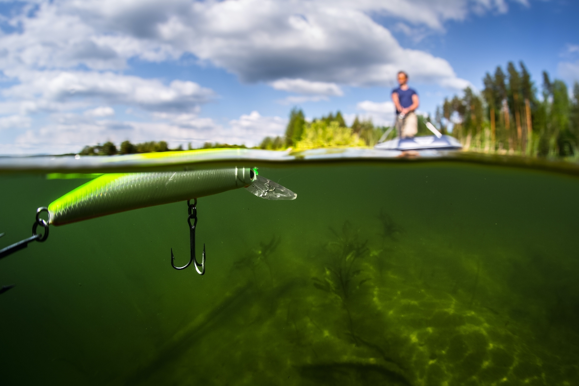 Fishing Lures: Why Picking The Right Color Matters - Farmers