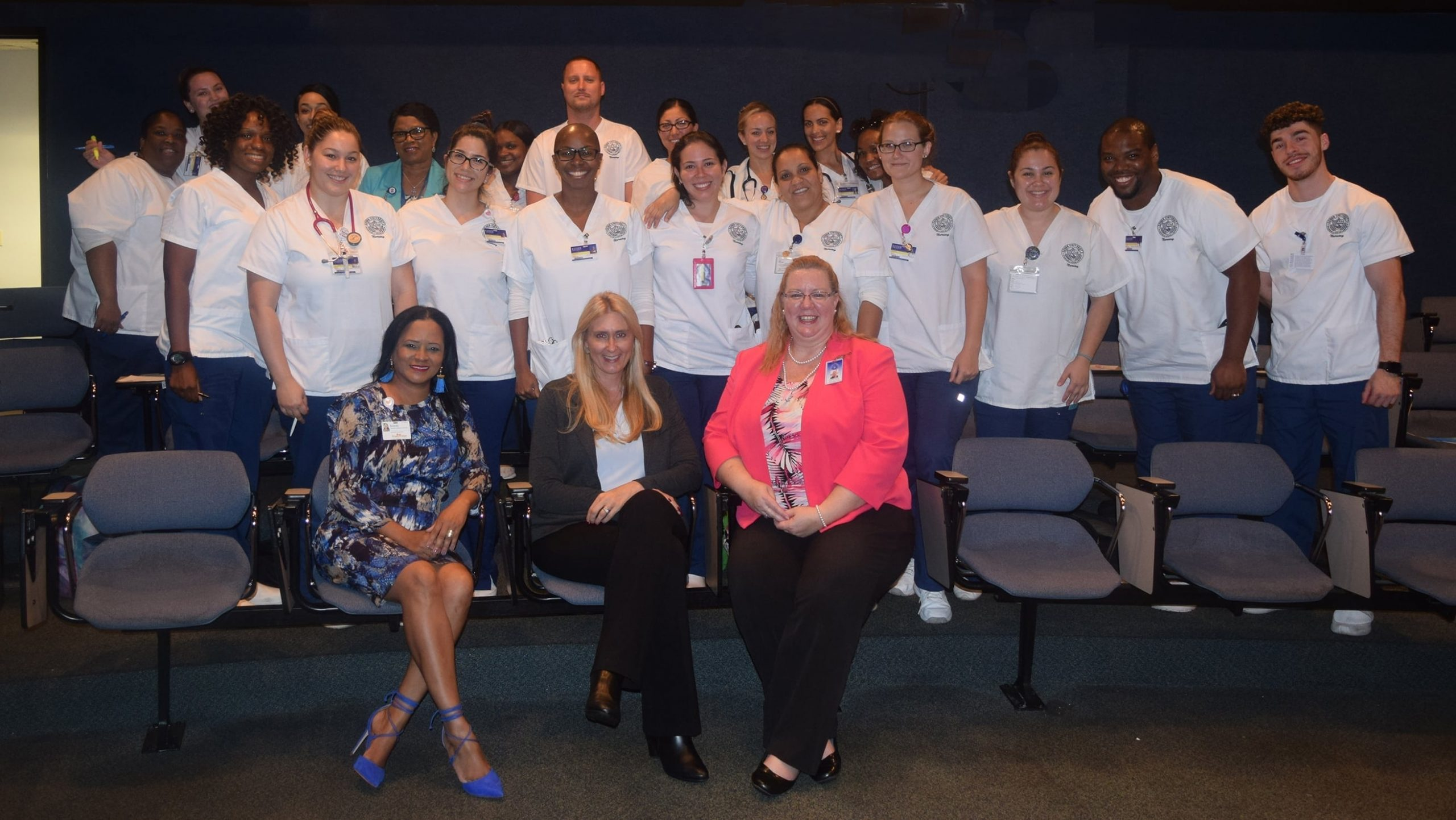 Fort Lauderdale Nursing Program Welcomes Trustbridge Class