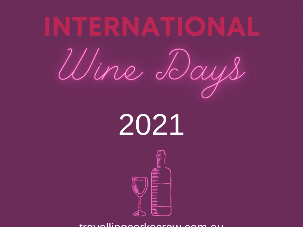 Full List Of Wine Holidays For 2021 | Travelling Corkscrew