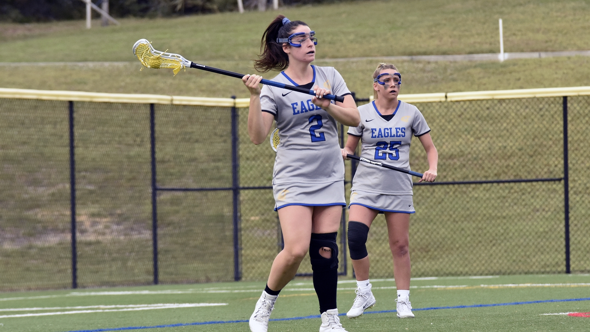 Gillian Greenberg - 2021 - Women'S Lacrosse - Embry-Riddle