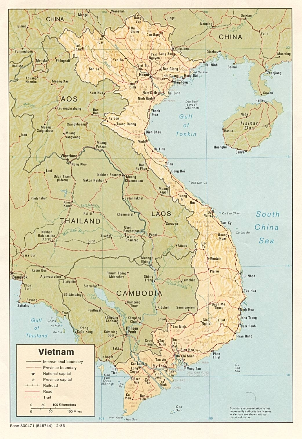 Grover Furr'S Vietnam War Page
