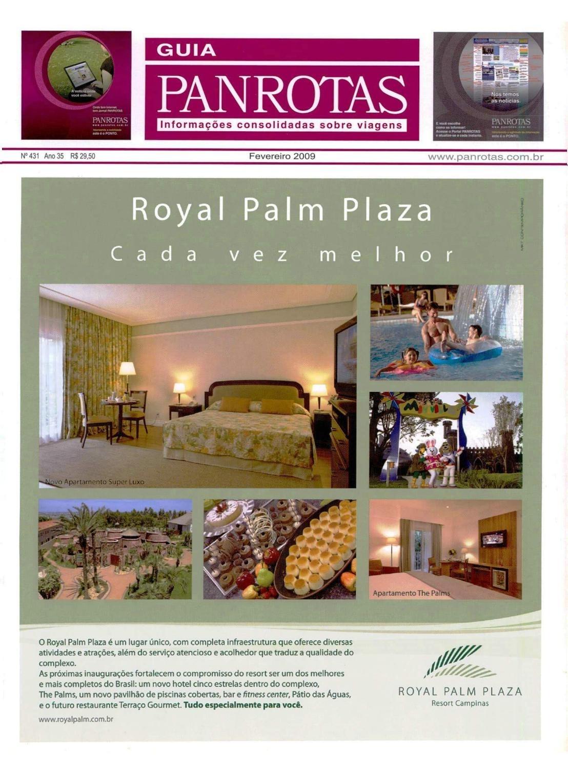 Guia Panrotas - Edição 431 - Fevereiro/2009 By Panrotas