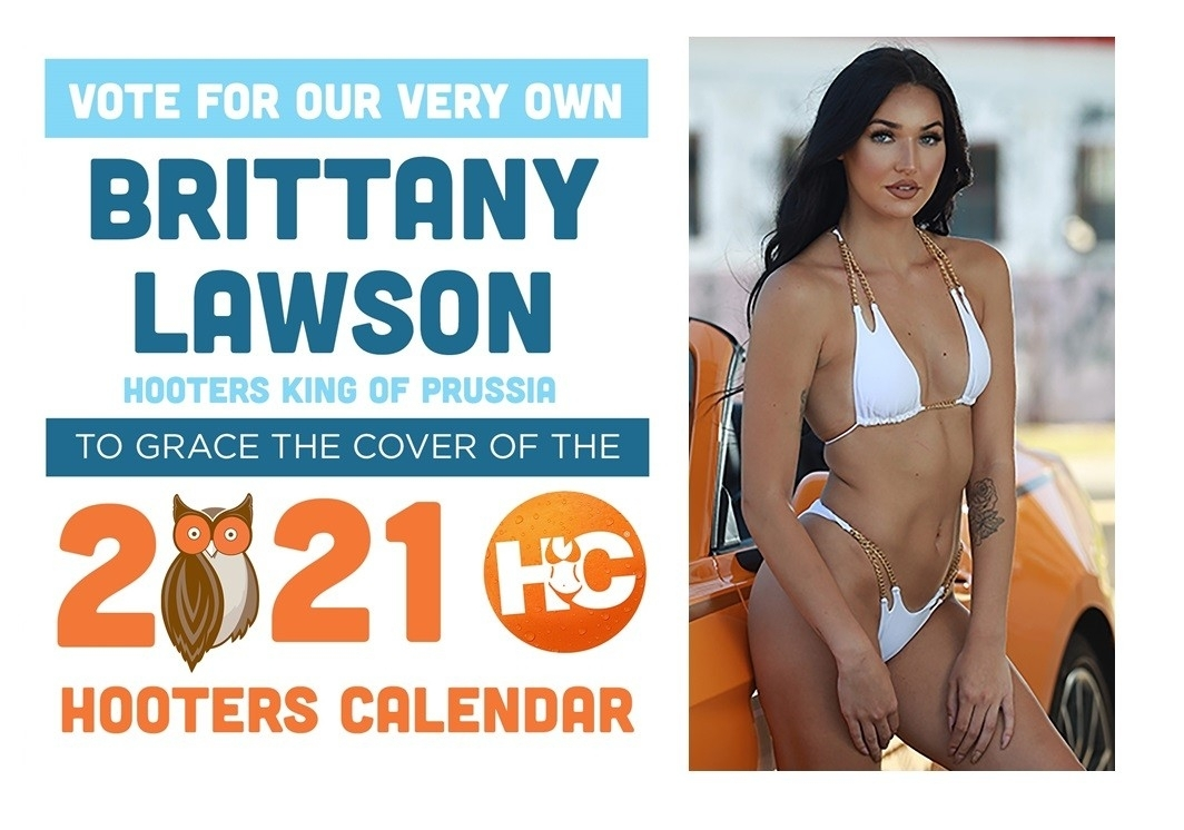 Help Our Miss January '19 Become The Next Hooters Cover Girl