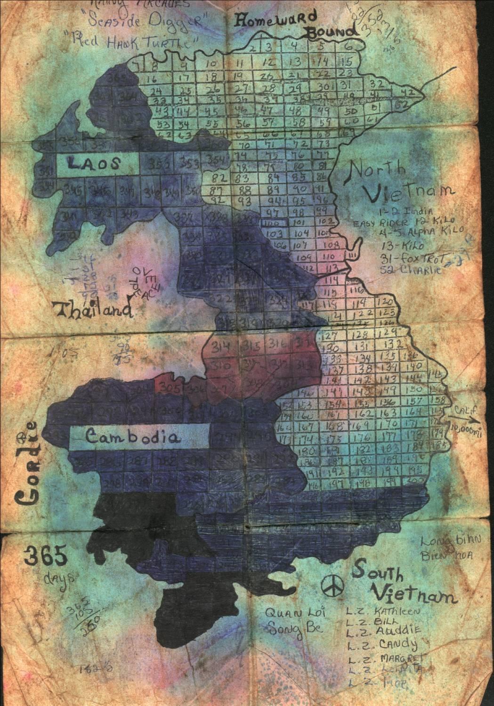 Homeward Bound – Vietnam Short Timer'S Calendar | Letters To