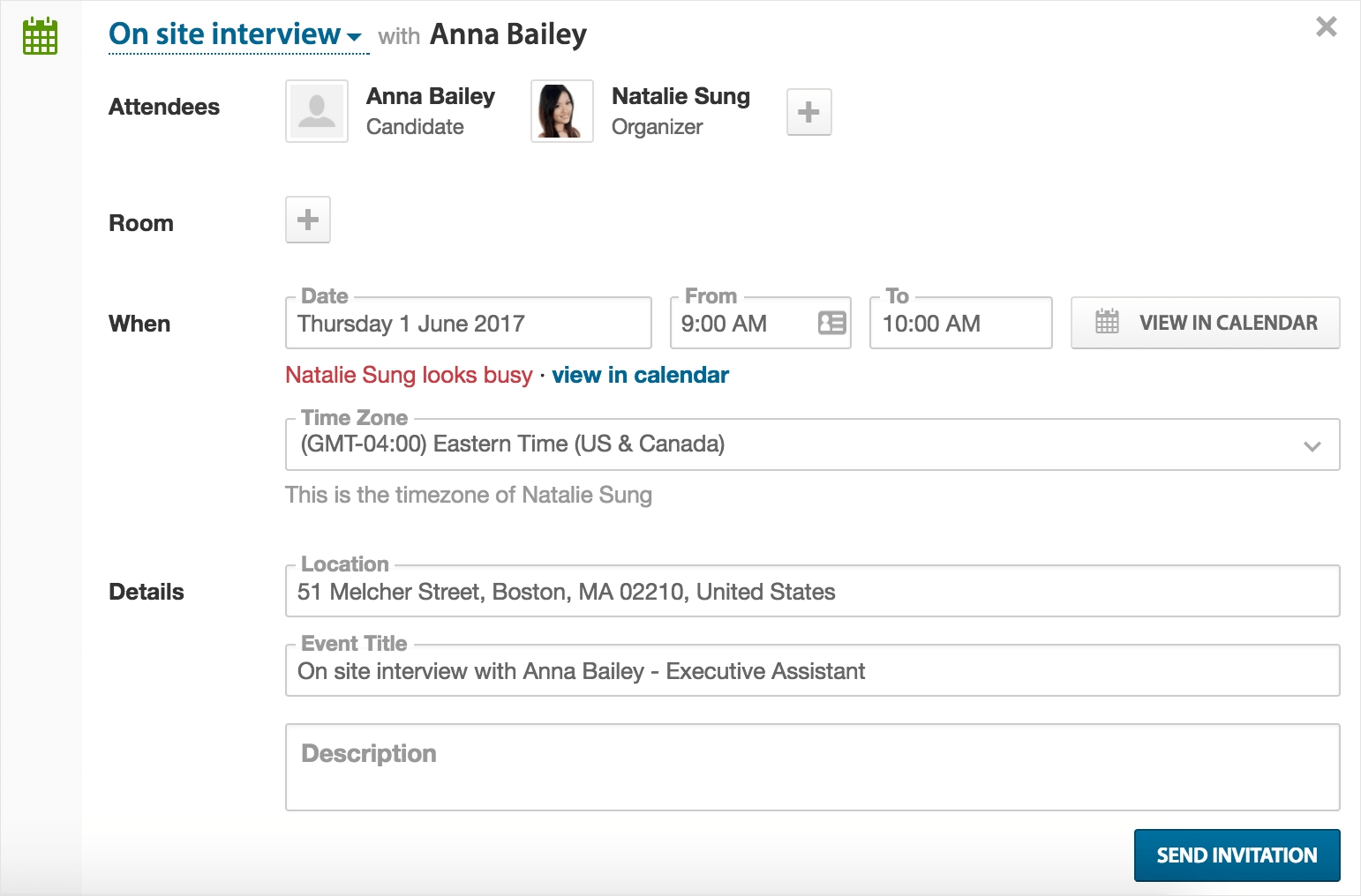 How To Schedule Job Interviews Efficiently: A Guide For