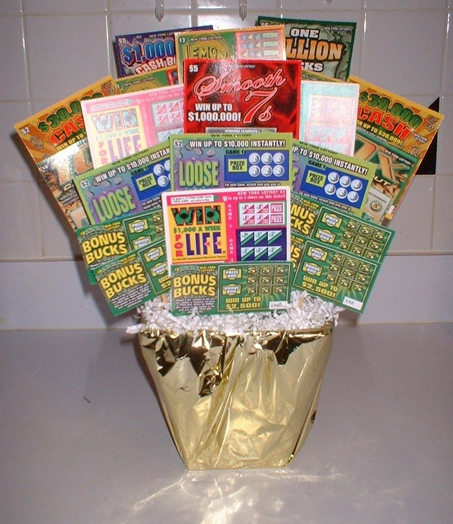 In Your Finery: Man-Lentine'S Day   Raffle Baskets, Lottery