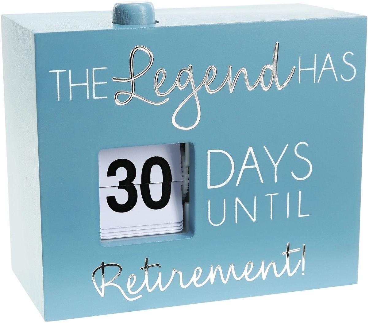 Incredible Free Countdown To Retirement Calendar In 2020