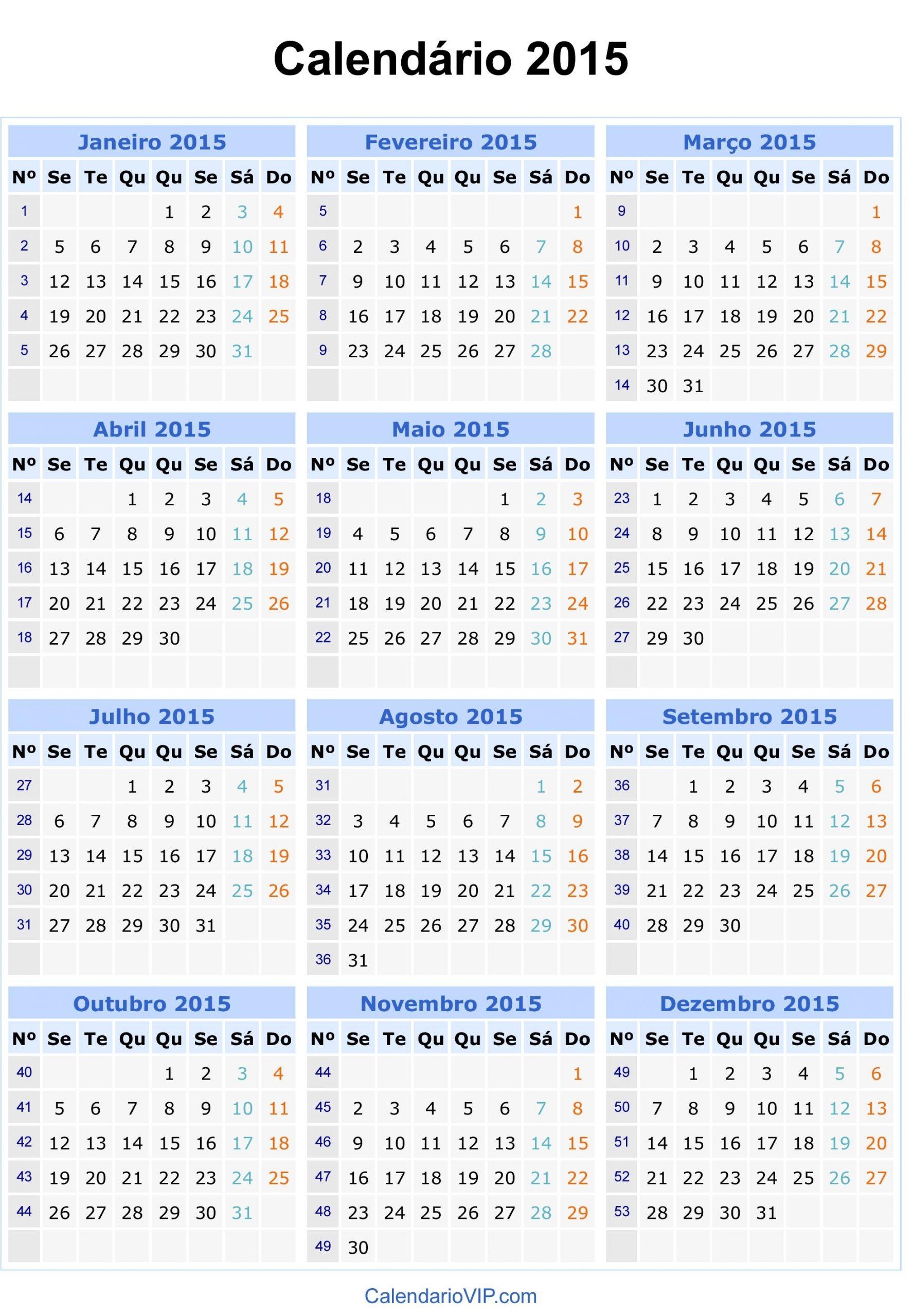 Informes Calendario 2019 Con Numero De Semanas 2019 Mustang