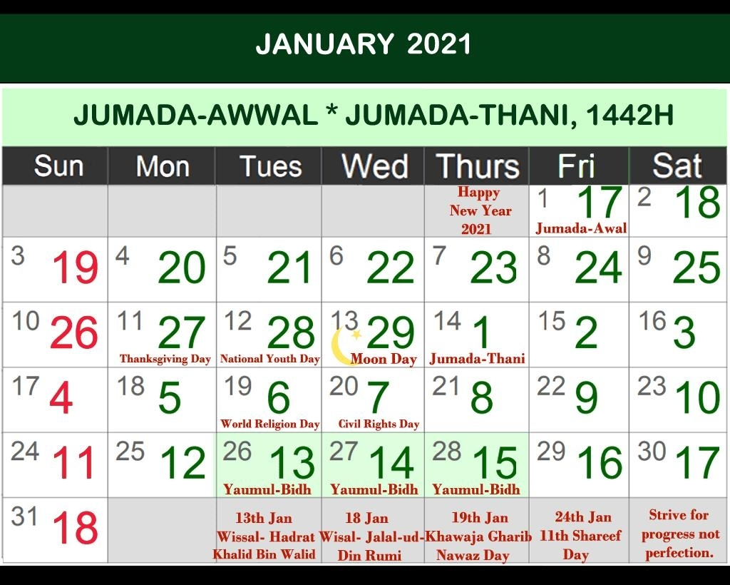 Islamic Hijri Calendar 2021 For Android - Apk Download