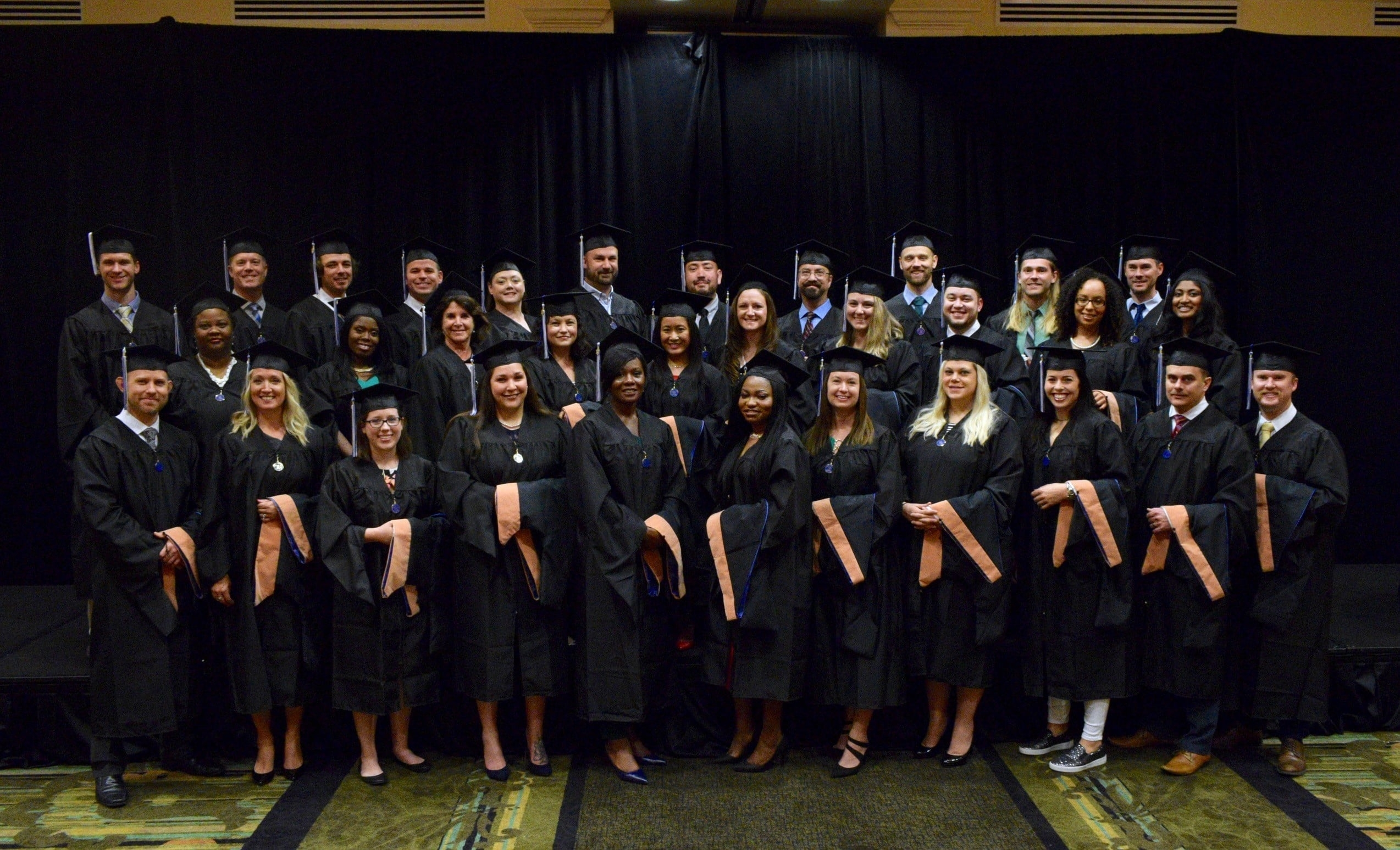 Keiser University Holds Commencement Ceremonies For First