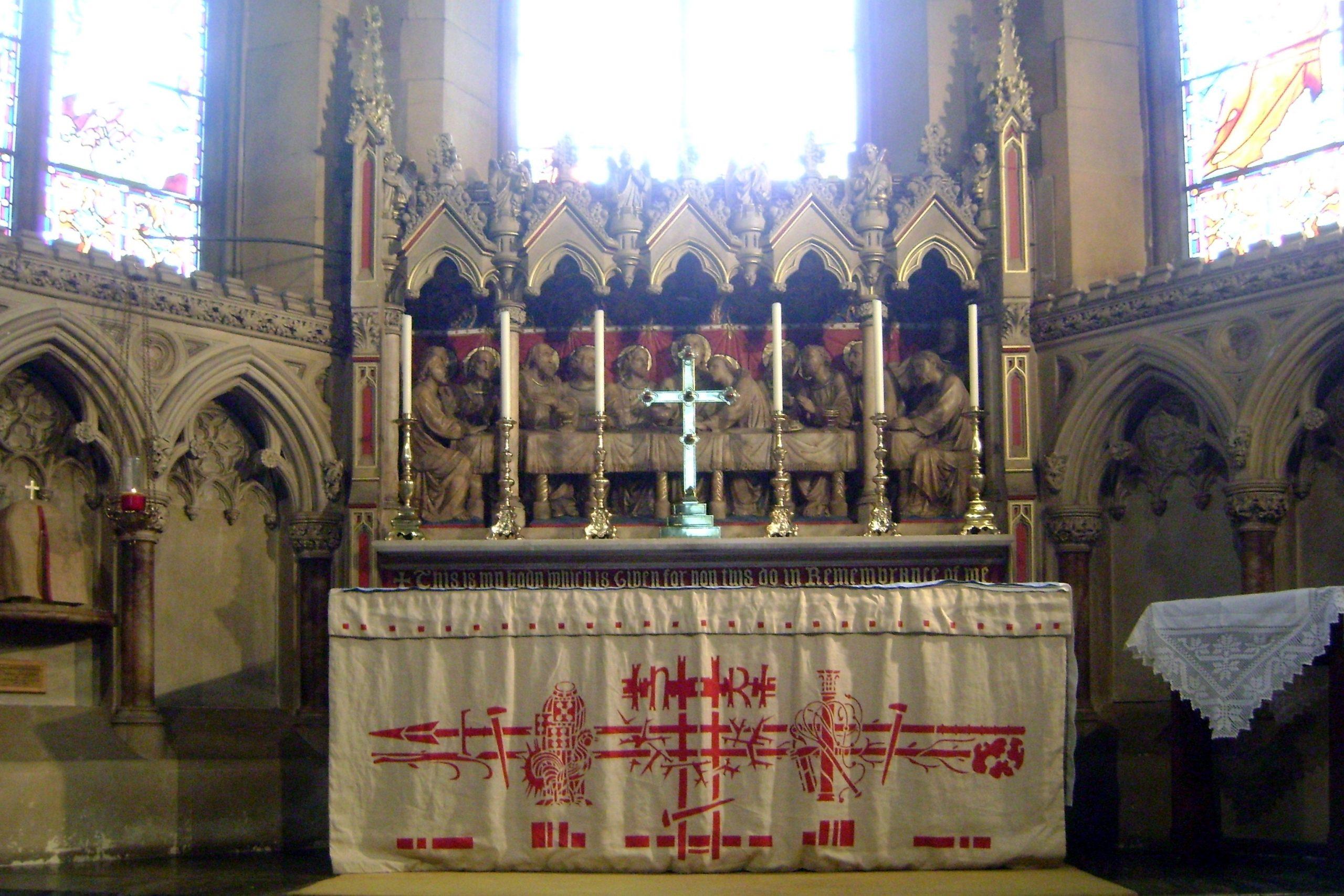 Liturgical Colours | Religion-Wiki | Fandom