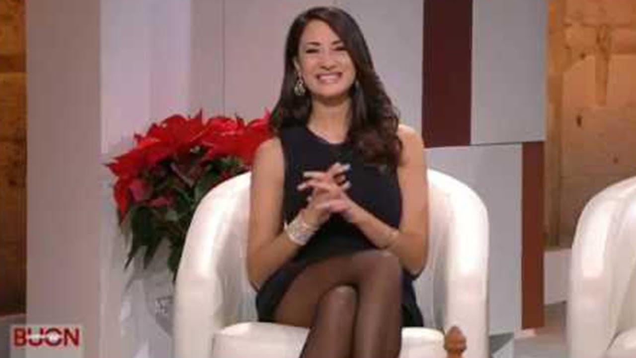 Mary De Gennaro Tv Presenter From Italy - Youtube