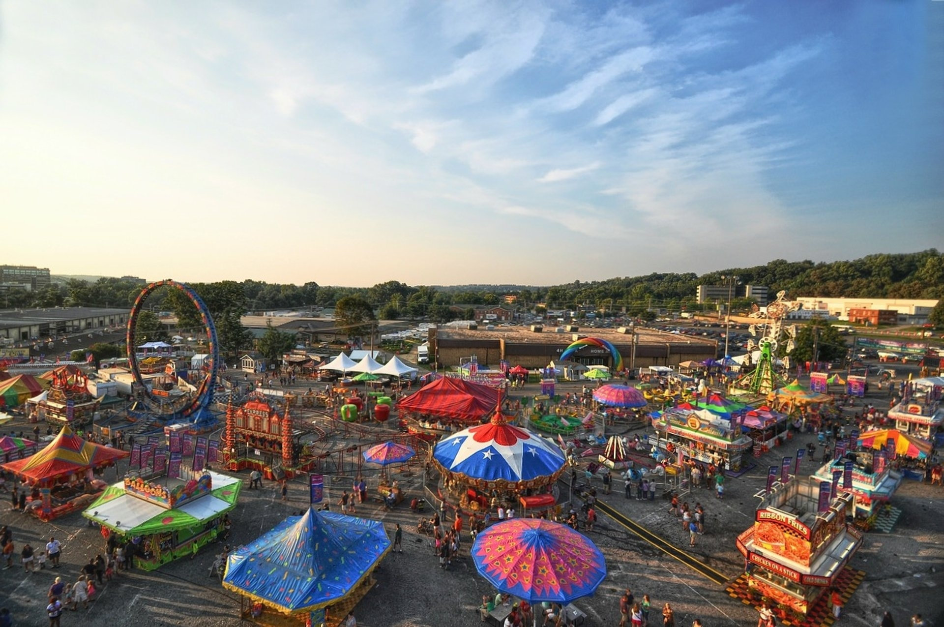 Maryland State Fair 2021 - Dates