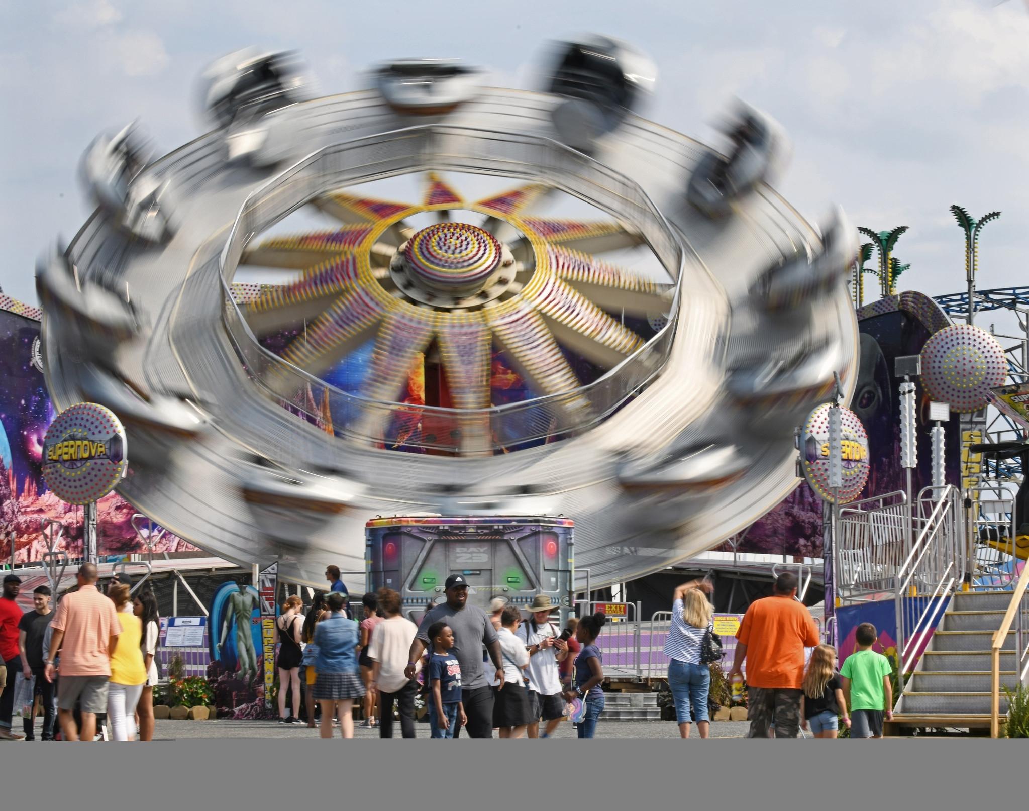 Maryland State Fair Canceled Due To Coronavirus; Some