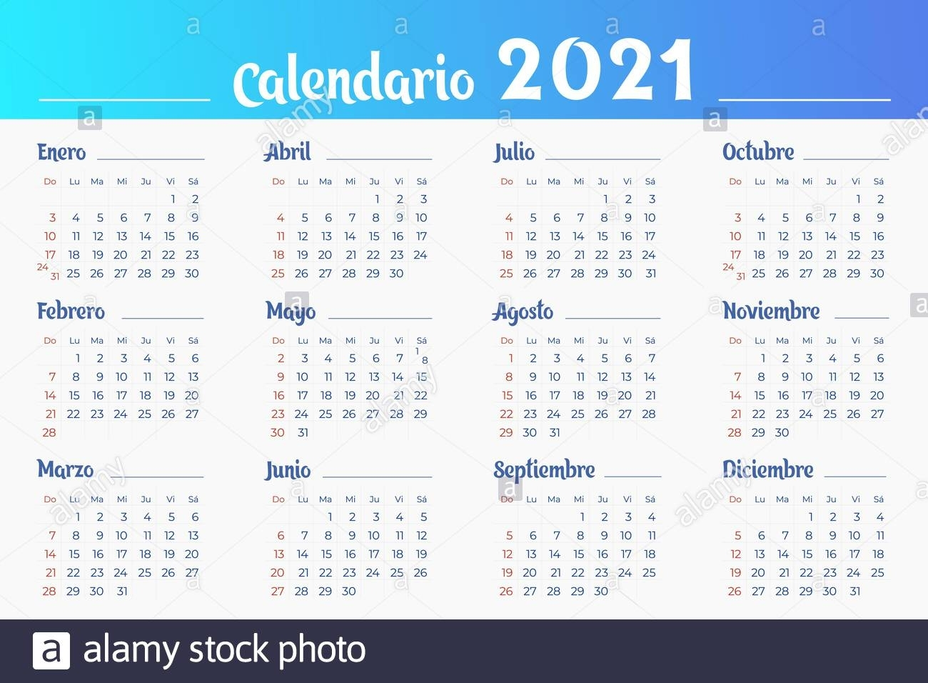 Page 2 - Calendario High Resolution Stock Photography And