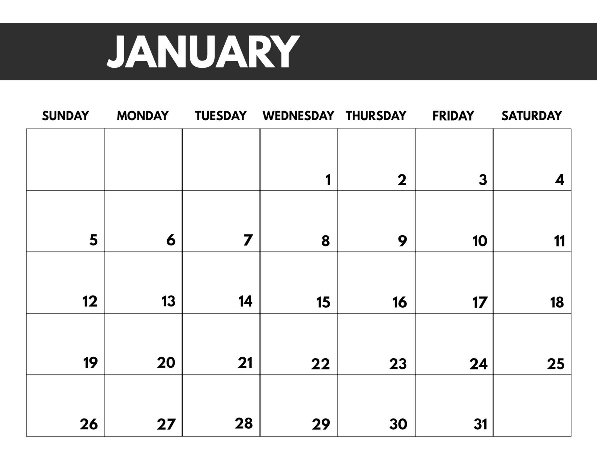 Perfect 8 1 2 X 11 Printable Calendar In 2020 | Monthly