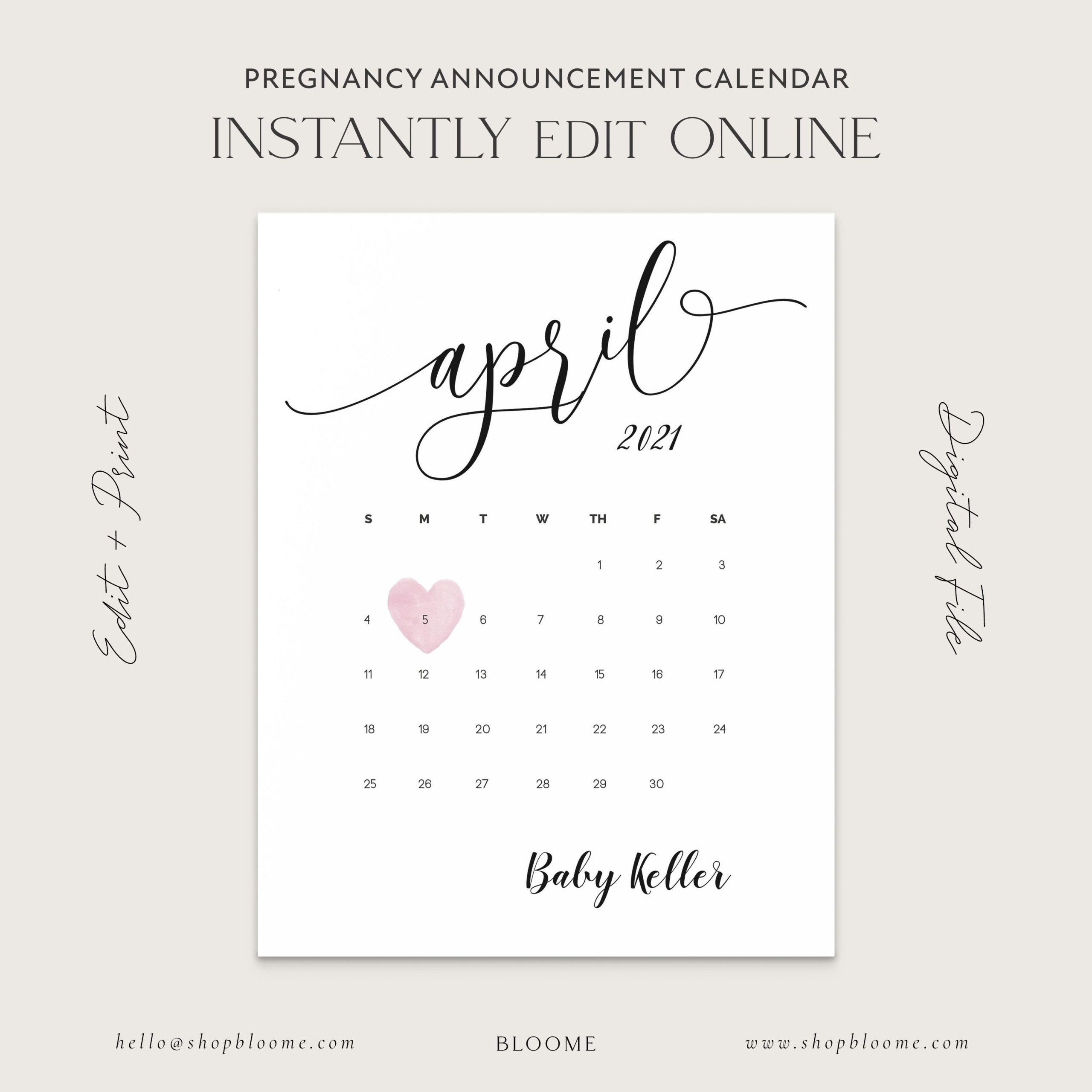 Pin On Digital Social Media Pregnancy Announcements