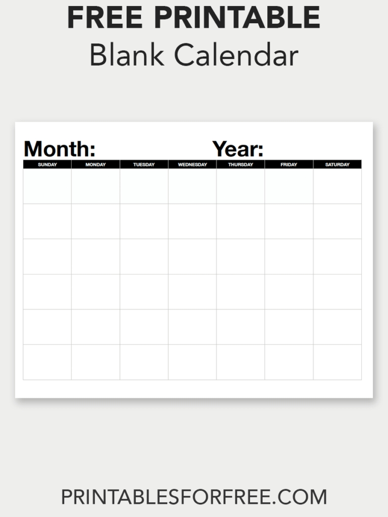 Pin On Free Printable Calendars