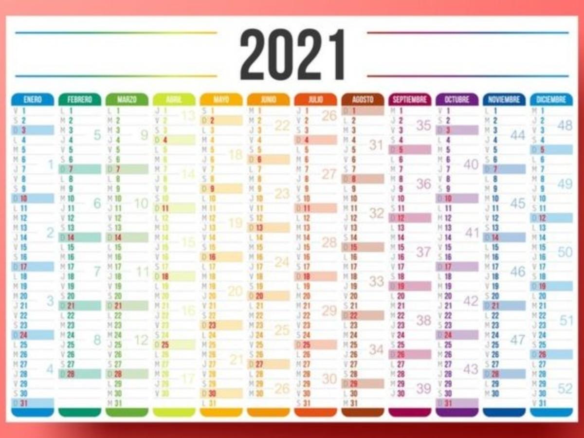 Por Qué El Calendario De 1993 Es Igual Al De 2021 Y Otras 5