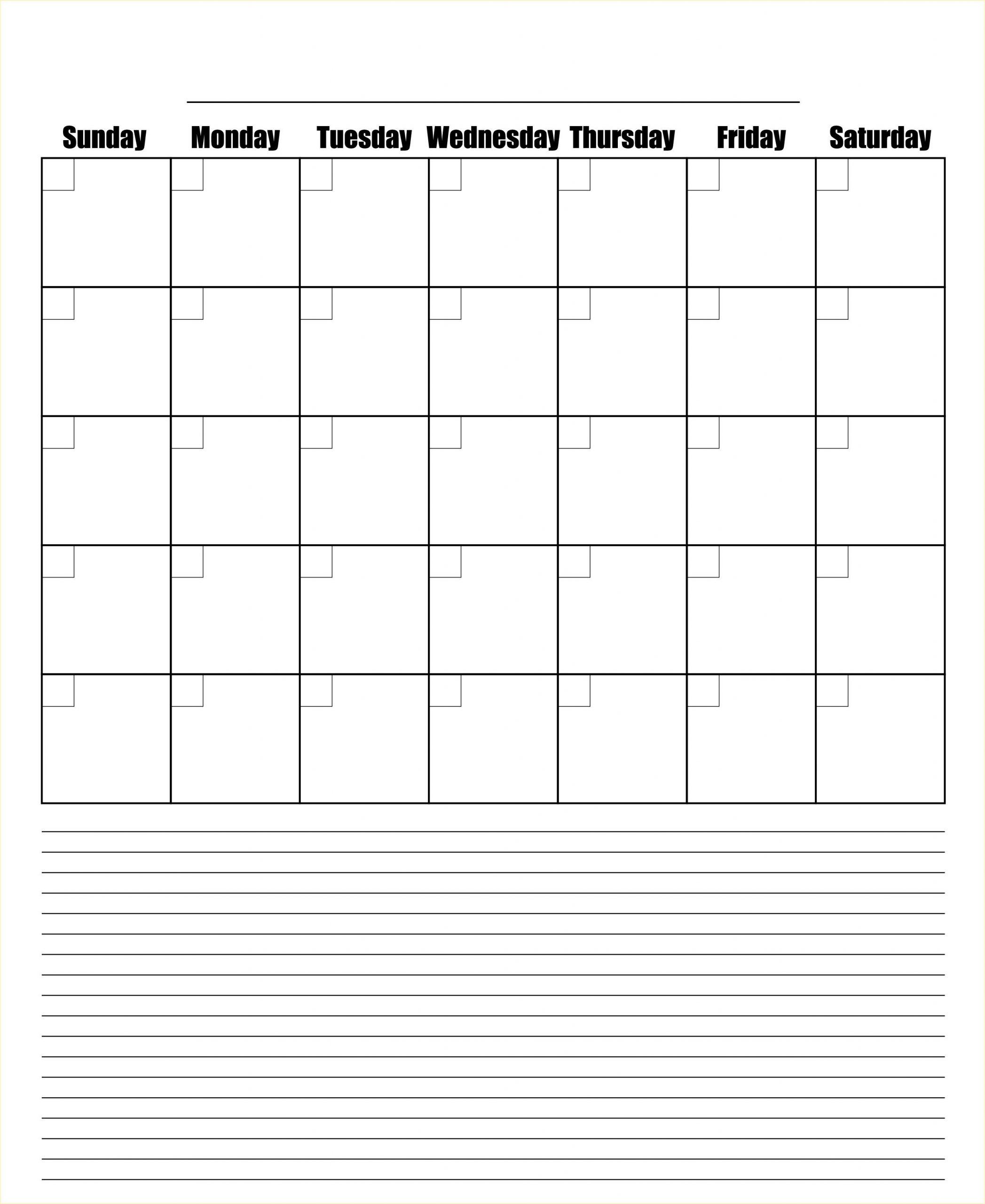 Printable Calendars By Month Big Box 2015 Autos Post