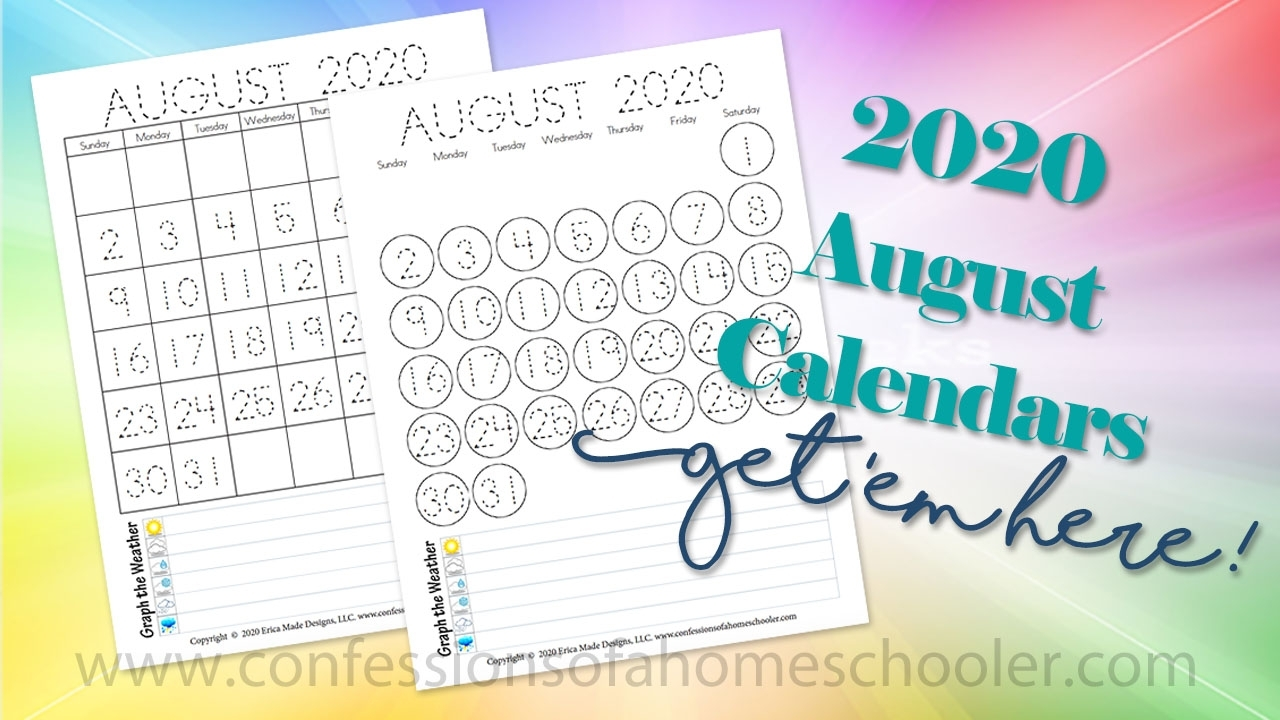 Printables Archives - Confessions Of A Homeschooler