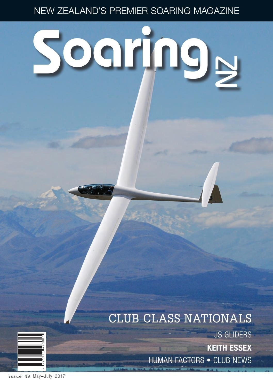 Soaringnz Issue 49 By Mccawmedia - Issuu