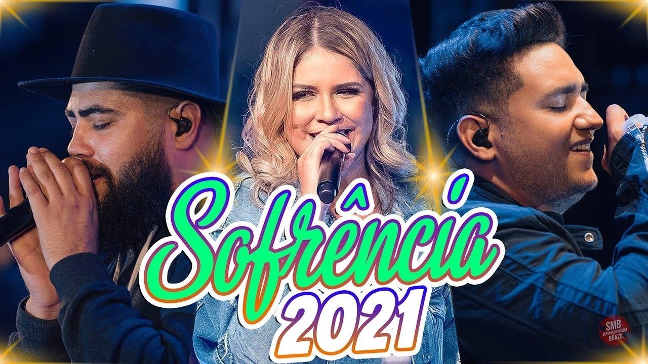 Sofrência Sertaneja 2021 - Marília Mendonça, Gusttavo Lima, Henrique E  Juliano Ao Vivo 2021