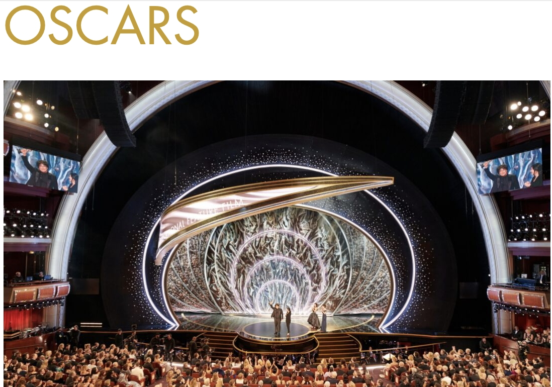 The Academy Shifts The Oscar Ceremony To April 25, 2021
