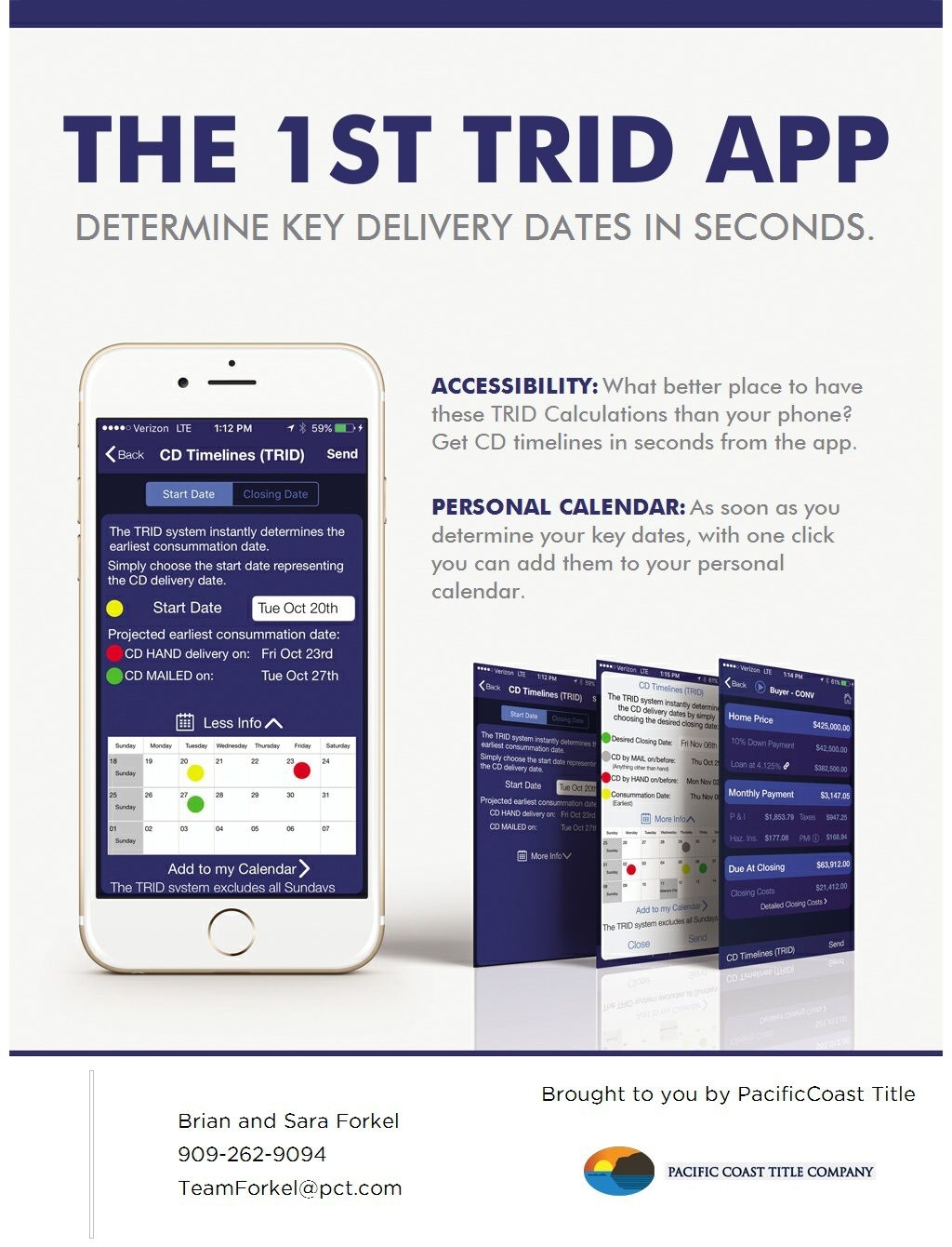 The Latest Feature Found In Our App Trid Help For Agents