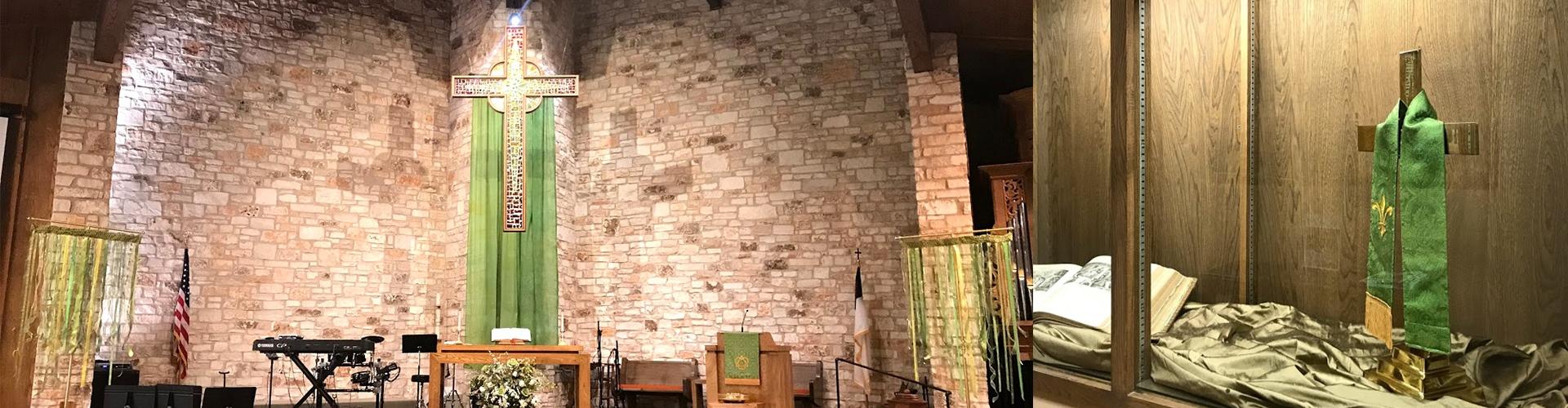 The Liturgical Year – Fredericksburg United Methodist Church