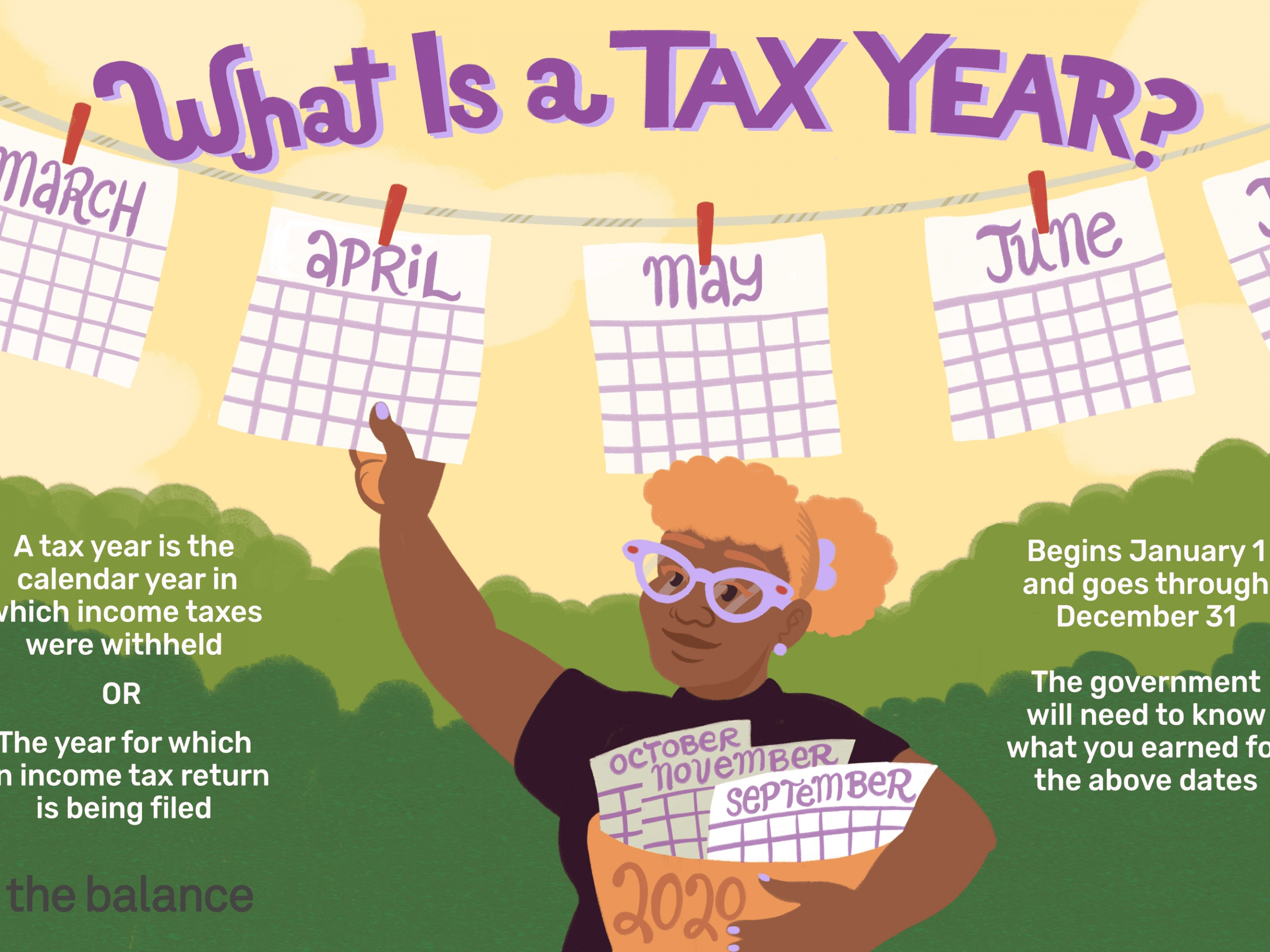 """The Term """"Tax Year"""" Explained And How To Best Prepare"""