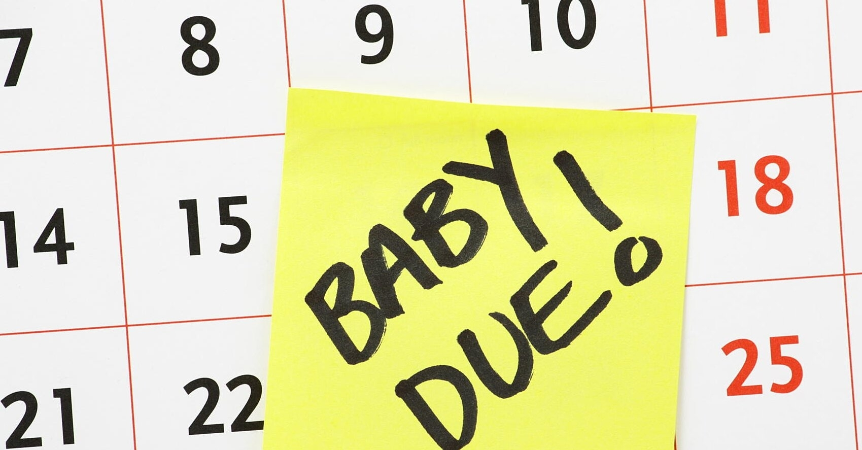 Week 32: The Truth About Due Dates | Parents