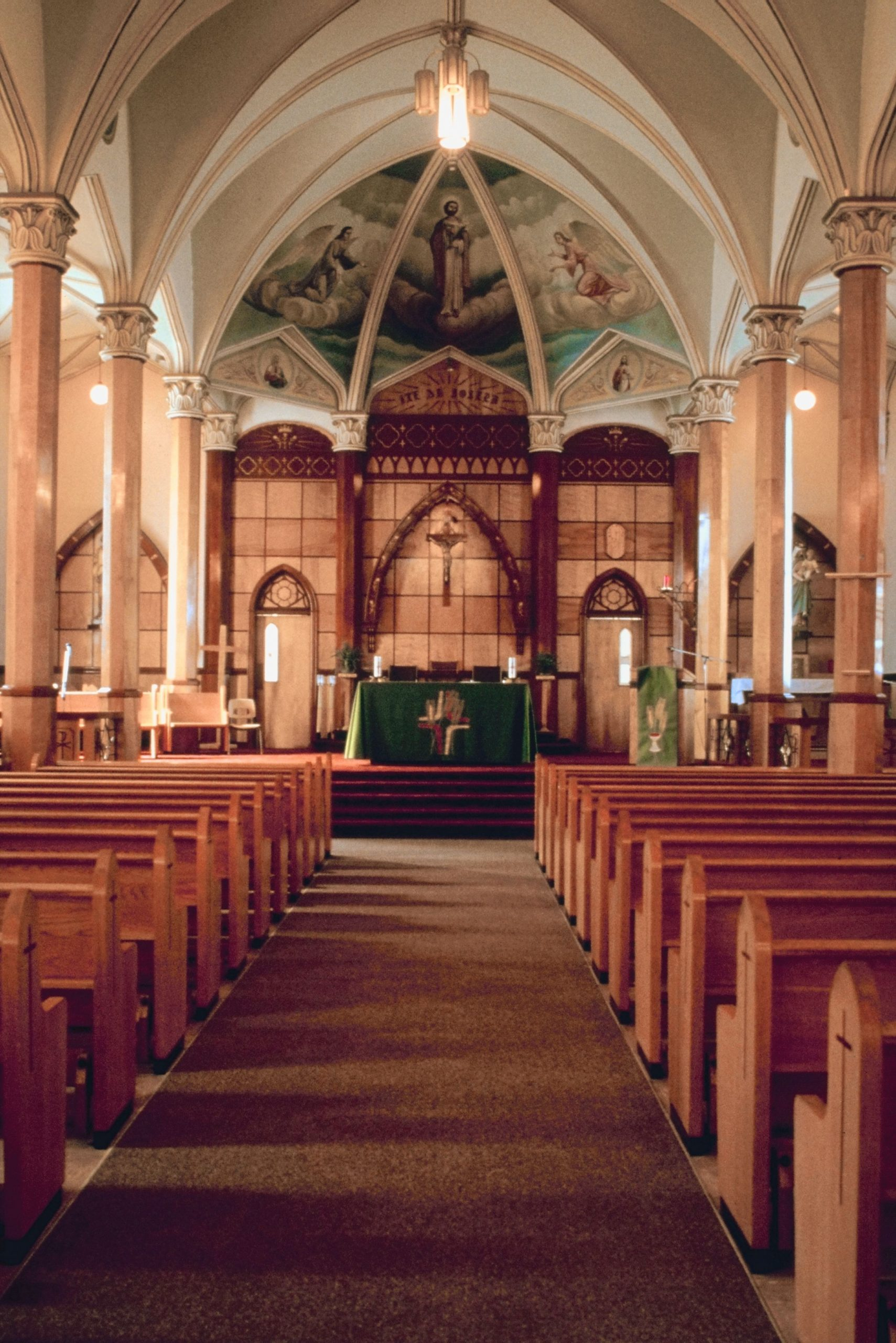 What Is The Meaning Of Church Paraments?