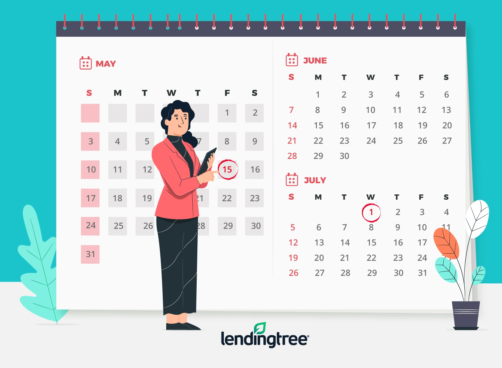 When Is My First Mortgage Payment Due? | Lendingtree