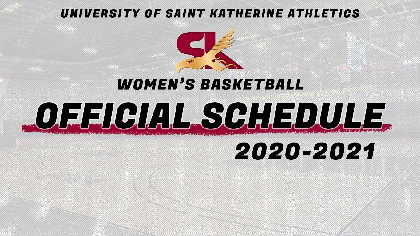 Women'S Basketball Announce 2020-2021 Schedule - University