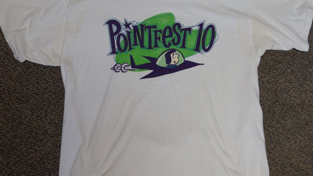 20 Years Of Point Shirts, Clothing, Merch, Etc 61261