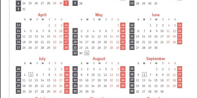 2021 Biweekly Pay Calendar | Free Printable Calendar