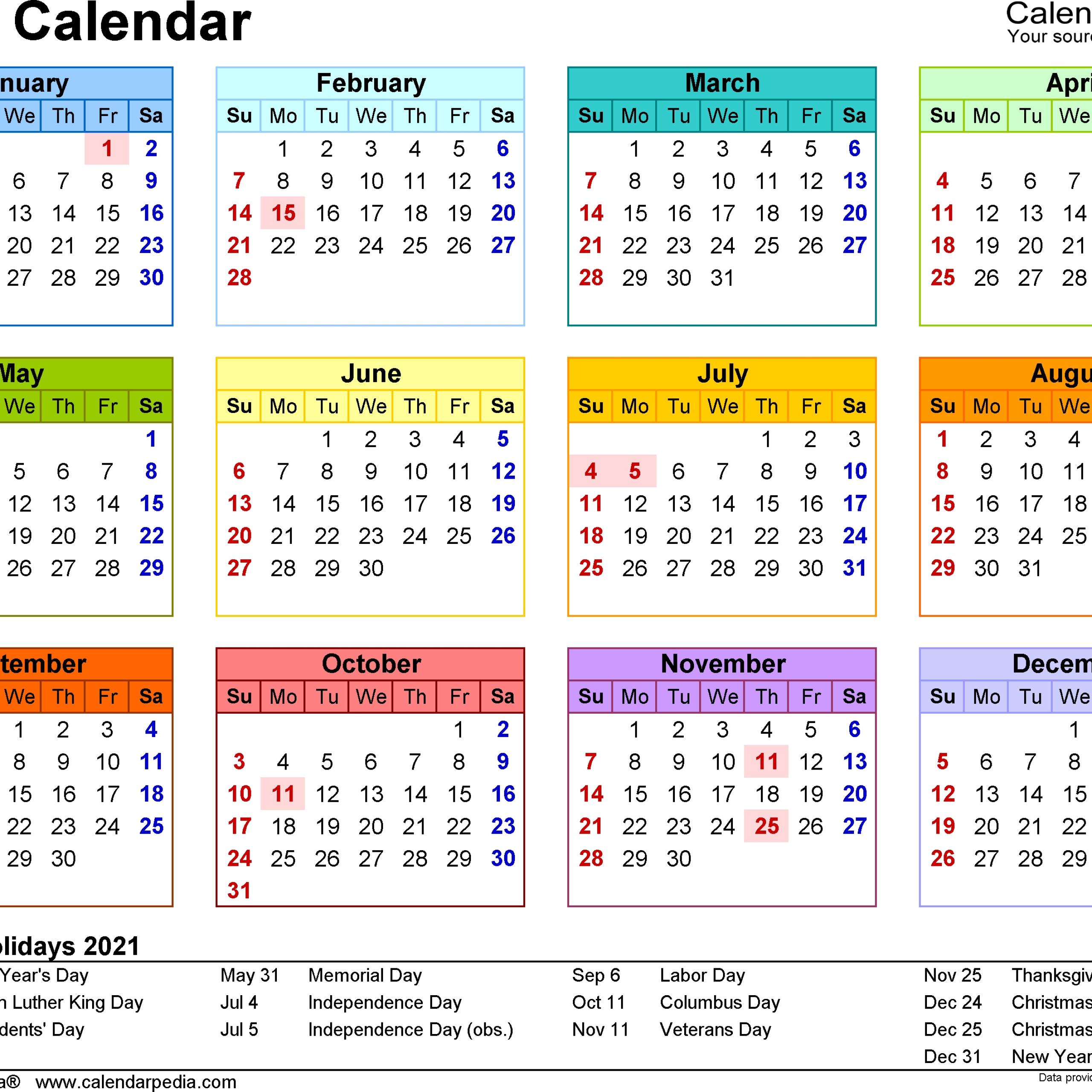 2021 Printable Calendar Hong Kong | Free Printable Calendar