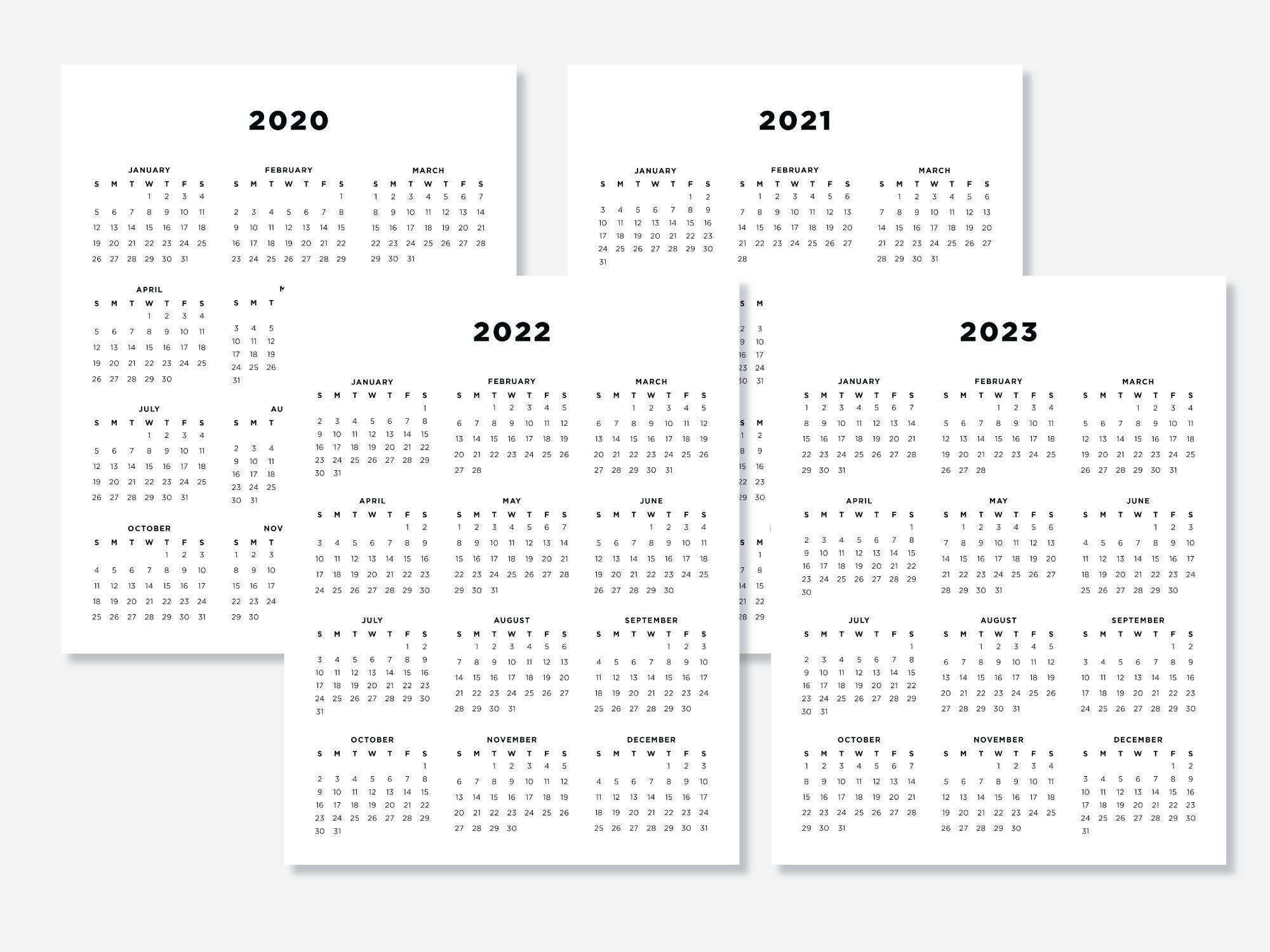 85 X 11 Calendar Print | Calendar Template Printable