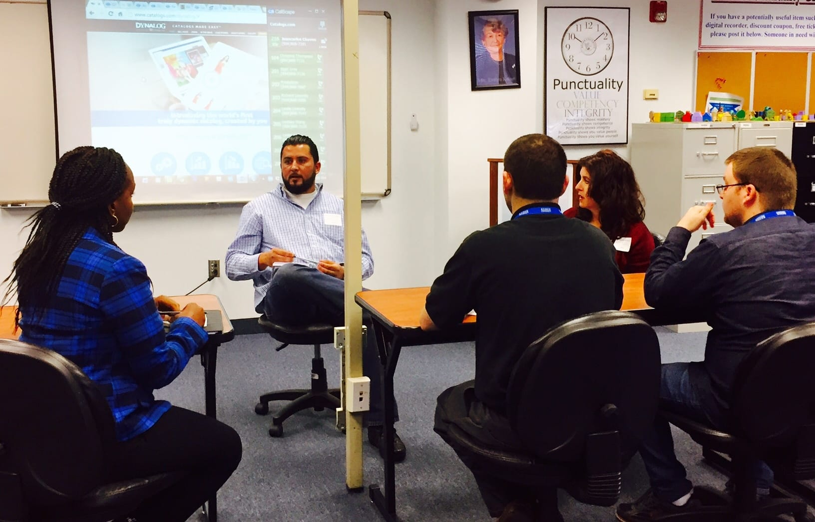 Catalogs Visits The Ft Lauderdale Campus - Keiser