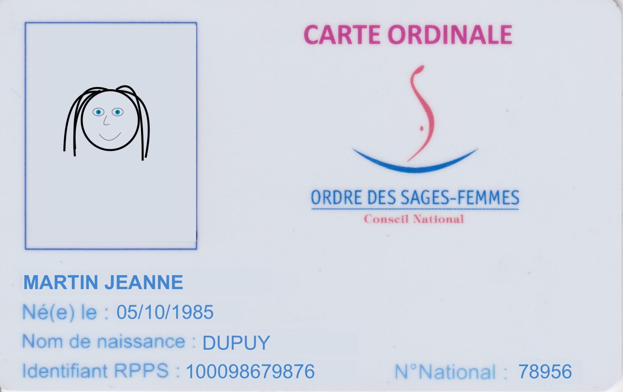Cotisation 2021 - Ordre Des Sages-Femmes