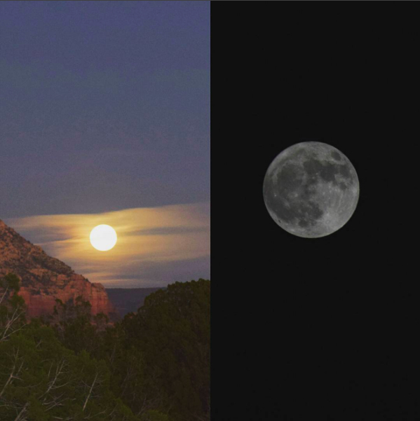 Hunters Moon Photos, Best Full Moon Pictures