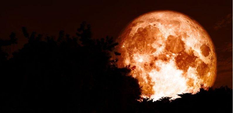'Hunter'S Moon' Rises Tonight — Here'S How The Full Moon