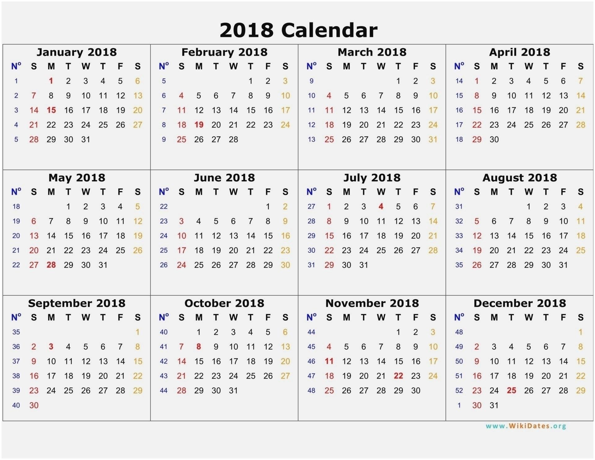 Leep Year Depo Calander   Calendar Template 2020