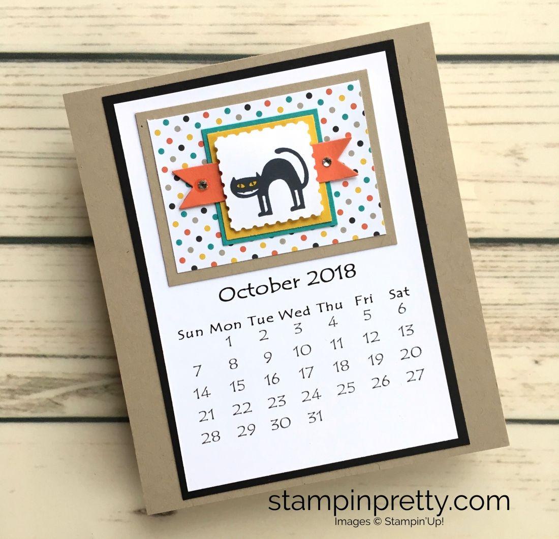 Linda White'S Annual Calendar 2018 Version | Perpetual