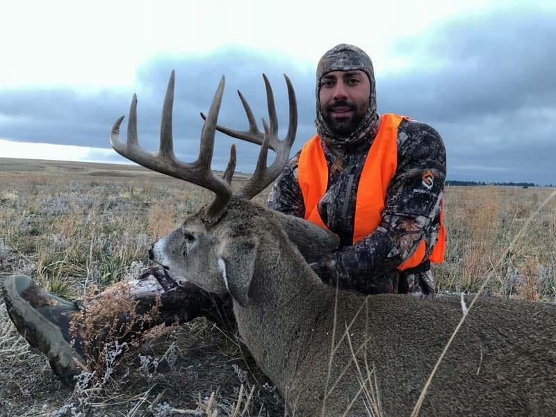 Montana White Tail Deer Rut 2021   Calendar Printables
