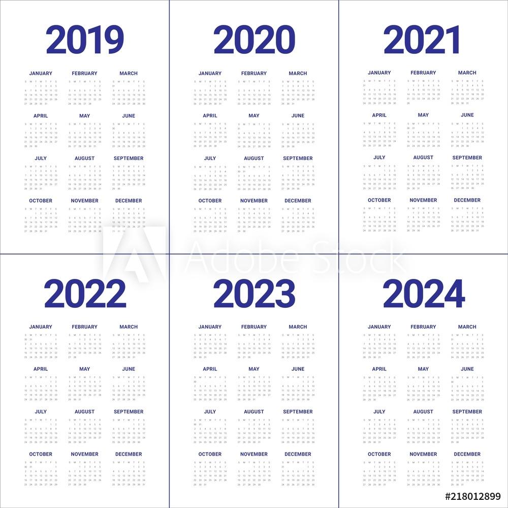 Mutli Dose Vial 28 Day Expiration Calendar 2021-2021